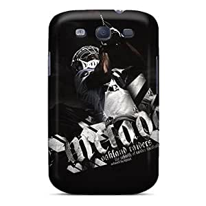 Top Quality Case Cover For Galaxy S3 Case With Nice Oakland Raiders Appearance