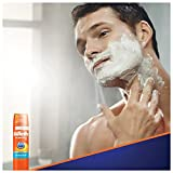 Gillette Fusion Shave Gel, Moisturizing Hydra