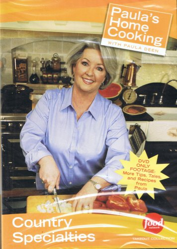 Paula Deen: Country Specialties (DVD)