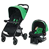 Graco Verb Click Connect Travel System, Fern