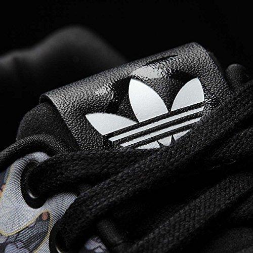 Multicolore Zx Femme Basses Flux Adidas Baskets XzxSwCCqd