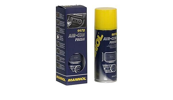 Amazon.es: Mannol air-con Fresh 9978 200 ml