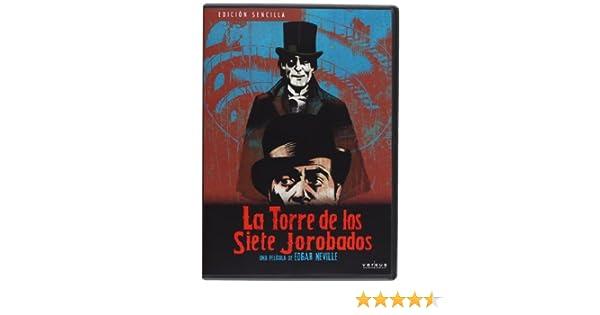 La Torre De Los Siete Jorobados [DVD]: Amazon.es: Antonio Casal, Isabel De Pomés, Guillermo Marín, Felix De Pomés, Julia Lajos, Julia Pachelo, Edgar Neville ...