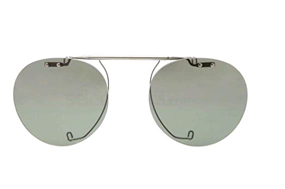 d161a3fde0f Authentic Oliver Peoples OV 5186 C Gregory Peck 5071 GUNMETAL Clip On   Amazon.co.uk  Clothing