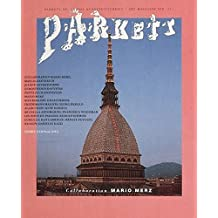 Parkett Vol 15: Mario Merz (Parkett Art Magazine, No 15, 1988) by Mario Merz (1989-01-01)