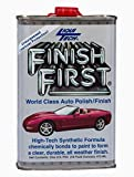 Best Car Polishes - Liqui Tech Finish First Auto Polish (16 oz.) Review