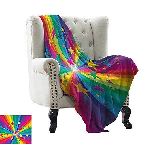 - RenteriaDecor Throw Blanket Zodiac Aries,Funny Ram in a Dot 80