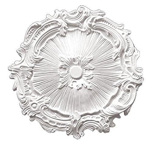 Designer's Edge Millwork DEM-518 Decorative Ceiling Medallion 16-3/4'' Diameter X 1-3/8'' Projection by Designer's Edge Millwork (Image #2)