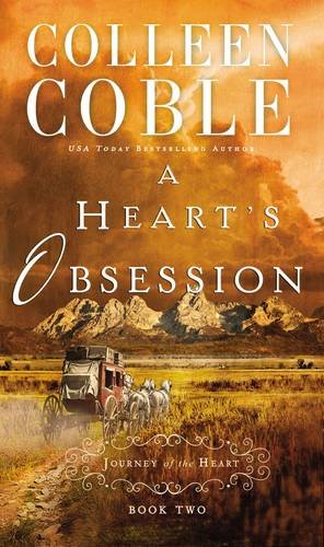 book cover of A Heart\'s Obsession