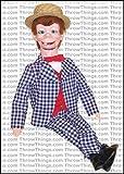 Mortimer Snerd Deluxe Upgrade Ventriloquist Dummy
