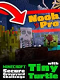 Clip: Noob vs. Pro Minecraft Secure Graveyard Challenge with Tiny Turtle