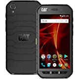 CAT Phones S41 DS Waterproof Smartphone Unlocked LATAM Variant GSM Dual SIM, 32 GB 13MP