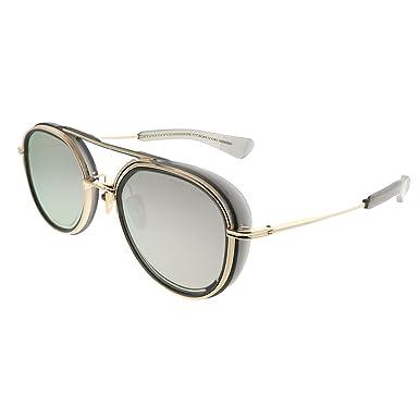 6af69950d1d DITA Luxury Eyewear Sunglasses Spacecraft 19017-C-GRY-GLD-52 Grey w  Gold   Amazon.co.uk  Clothing
