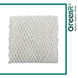 GreenR3 1-PACK Wick Filters Humidifiers for Kenmore 14804 fits Honeywell HAC-500 Sears Kenmore 14804 14121 Duracraft AC-818 DH8000 DH813 DH-4C Hunter 32500 White-Westinghouse WWHM-8002 AC818 and more