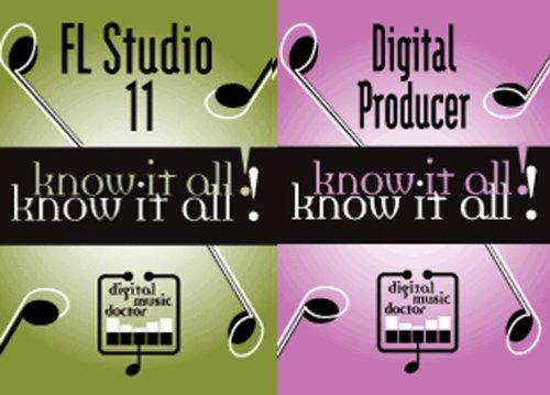 FL Studio 11 & Digital Producer Video Tutorials