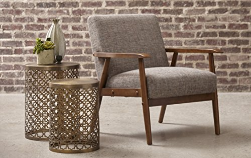 $106 off a wood frame accent chair