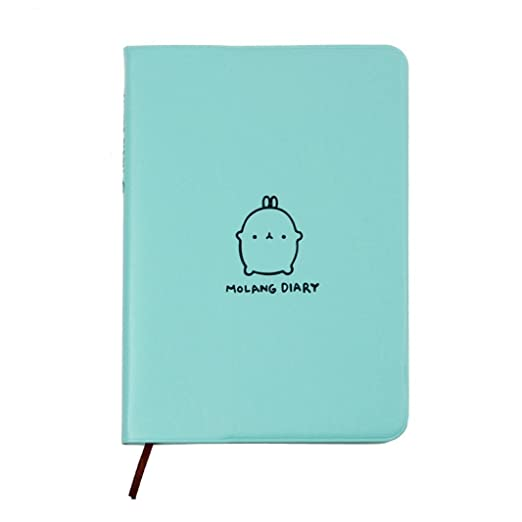 91 opinioni per DDLBiz® Diario Molang settimanale agenda pianificatore notebook simpatico
