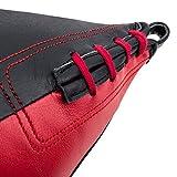 "UFC Leather Speed Bag Black, 10"" x"