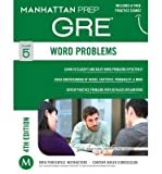 Learn to Classify and Solve Word Problems Effectively Word Problems GRE Strategy Guide, 4th Edition (Paperback) - Common