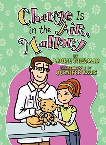 Change Is in the Air, Mallory (Mallory Books)