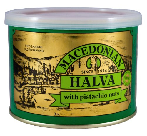 Macedonian Halva In E/O Tins 500gr