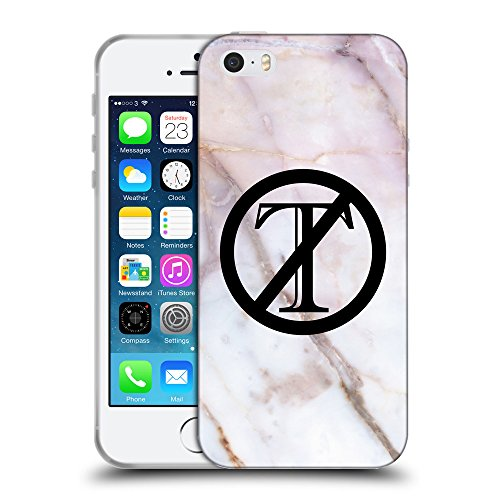 Super Galaxy Coque de Protection TPU Silicone Case pour // Q04120533 Trump dehors marbre closeup // Apple iPhone 5 5S 5G SE