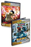 Pokemon HeartGold and SoulSilver Ultra Pro 9-Pocket Portfolio [Toy]