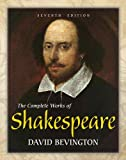Complete Works of Shakespeare, Bevington, David, 0321886518