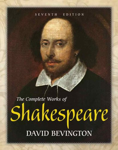 321886518 - The Complete Works of Shakespeare (7th Edition)