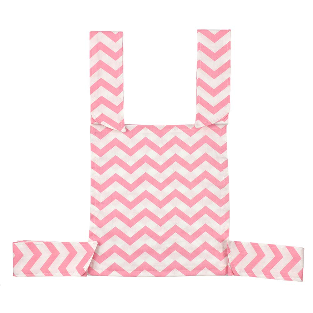 YeahiBaby Mu/ñeca para ni/ños Sling Cotton Baby Toy Hombro Sling Baby Doll Carrier Pink Wave