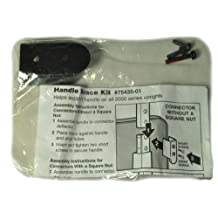 Oreck XL Upright vacuum Cleaner Handle Brace Repair Kit