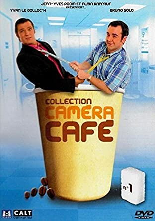 COLLECTION CAMERA CAFE NUMERO 1: Amazon.es: Cine y Series TV