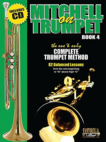 Mitchell on Trumpet - Book 4 with CD