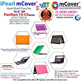 "mCover Hard Shell Case for 15.6"" HP Pavilion"