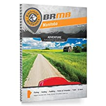 Manitoba Backroad Mapbook: 2nd Edition