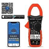 Digital Clamp Meter DC Amp Meter AP-570C-APP 4000 Counts Bluetooth Clamp Meter Auto-ranging