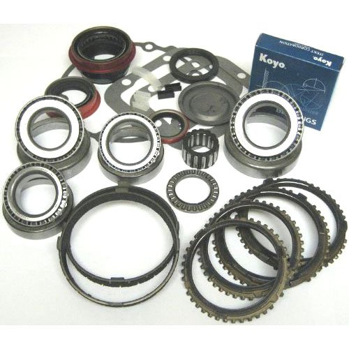 All Transmission BK308AWS NV4500 Bearing Overhaul Kit with Syncro Rings