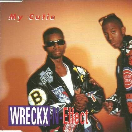 Wreckx-N-Effect - Wrecks-N-Effect - My Cutie - Mca Records - Mcd 30803 - Zortam Music
