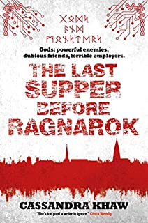 Book Cover: The Last Supper Before Ragnarok