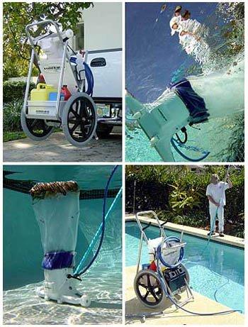 Amazon.com : HammerHead Pool Vacuum : Swimming Pool Handheld Vacuums :  Garden & Outdoor