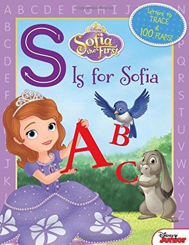 Disney Princess Alphabet - Sofia the First S Is for Sofia