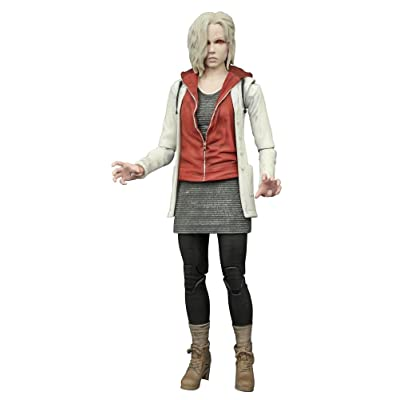 DIAMOND SELECT TOYS iZombie: Liv Moore Full On Zombie Mode Action Figure: Toy: Toys & Games