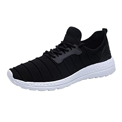 SEECEE Damen Leicht Turnschuhe Sneaker Bequem Fitnessschuhe Gr.36-42 EU c01ac08138