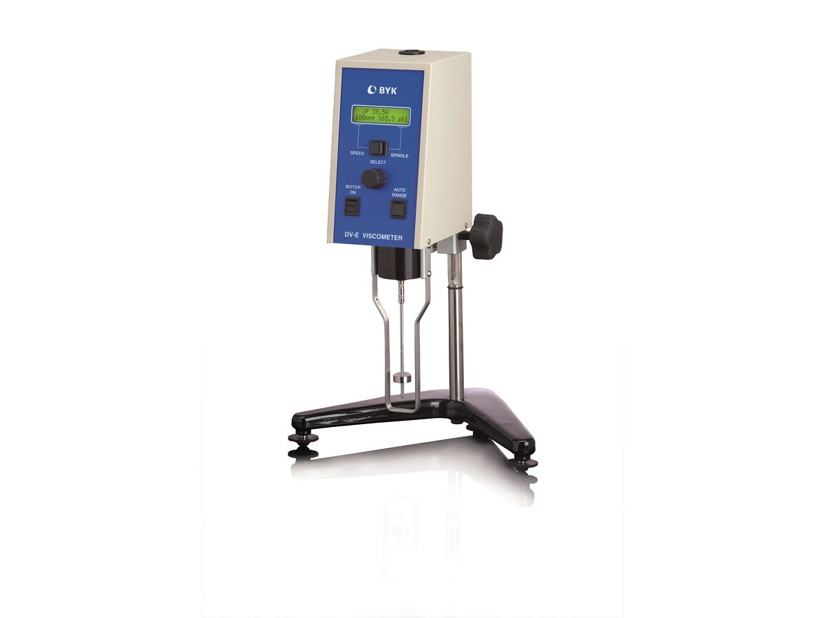 BYK-Gardner 7902 Brookfield Viscometer, Model RVDV-E, 115V, 100 to 13,000,000 Centipoise Viscosity Range by BYK-Gardner
