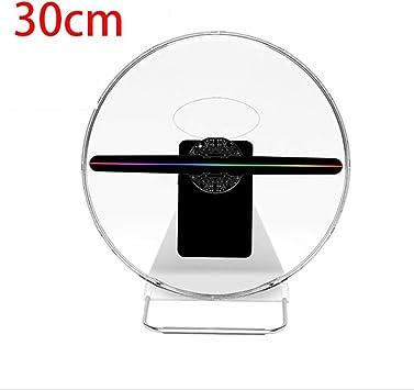 Ventilador de Publicidad con Holograma 3D, Videos e imágenes ...