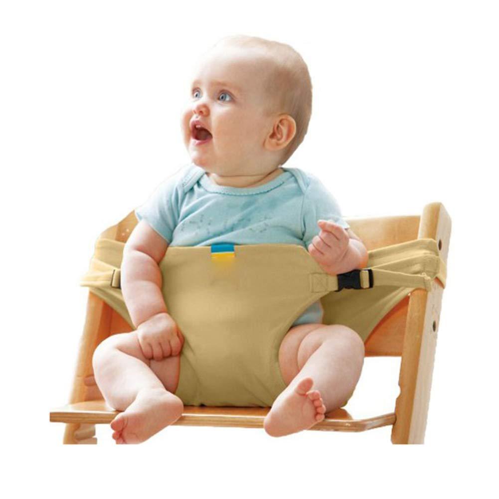 RANRANHOME Ronronhomr Baby Chair Seat Dinning Lunch,Yellow by RANRANHOME (Image #1)
