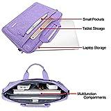 MOSISO Laptop Shoulder Bag Compatible with MacBook