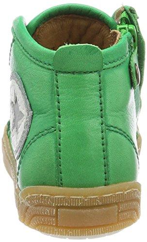 Bisgaard 30715118, Zapatillas Altas Unisex Niños Grün (1000 Green)