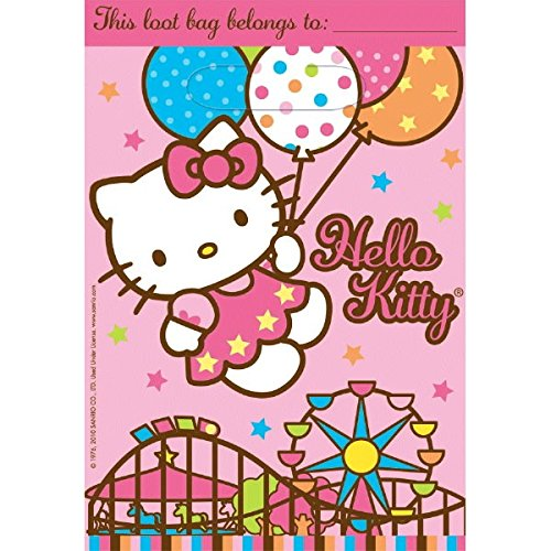 Loot Bags | Hello Kitty Collection | Party Accessory -