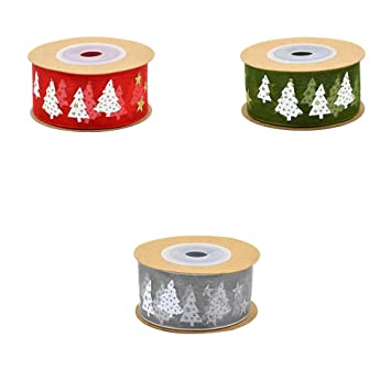 Card DIY Wrapping Supplies Wedding Sewing Fabric Satin Ribbons Single Face